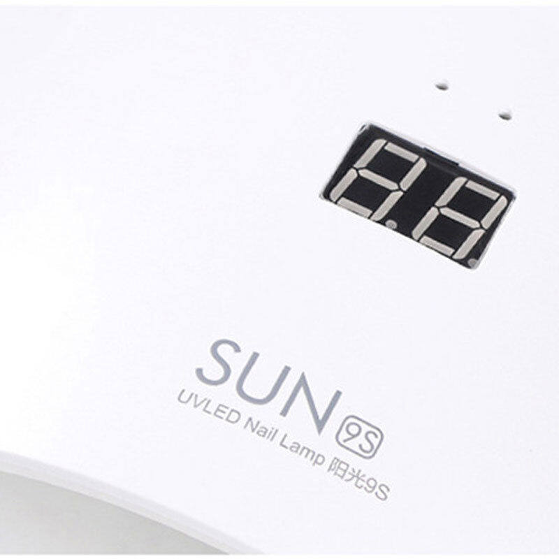 Sun9s 24W UV LED Nail Lamp Manicure Pedicure Nail Dryer