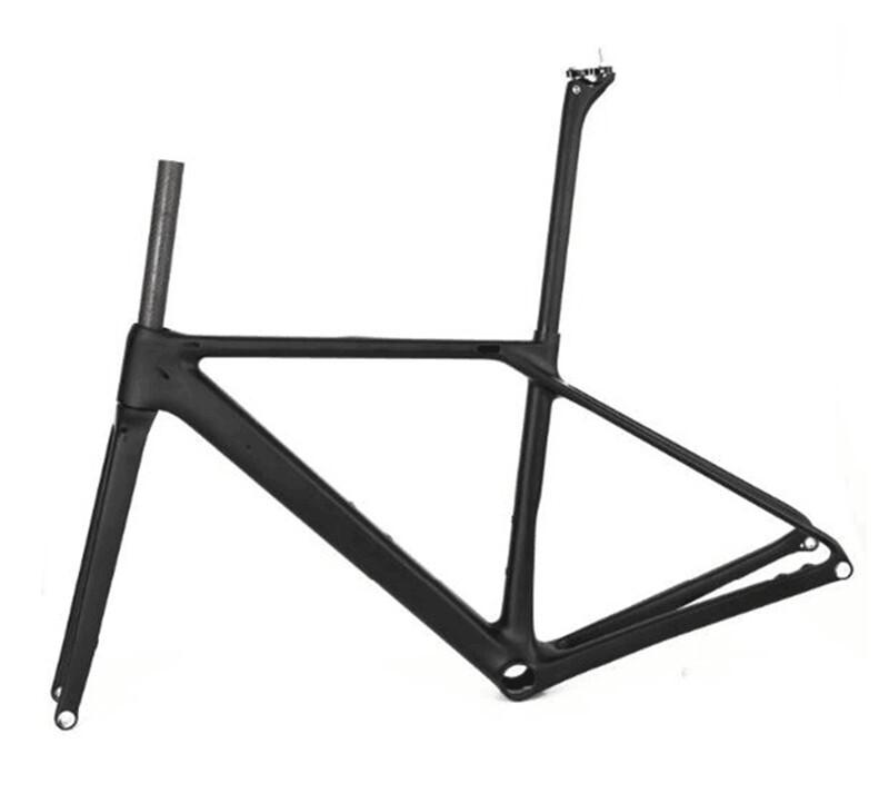 Canyou Disc brake Carbon AERO Road Bicycle Frameset Frame Painting ...