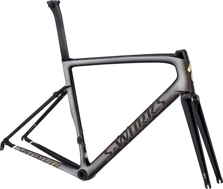 Specialized SL6 bicycle frame Di2 carbon road frame carbon road bike ...