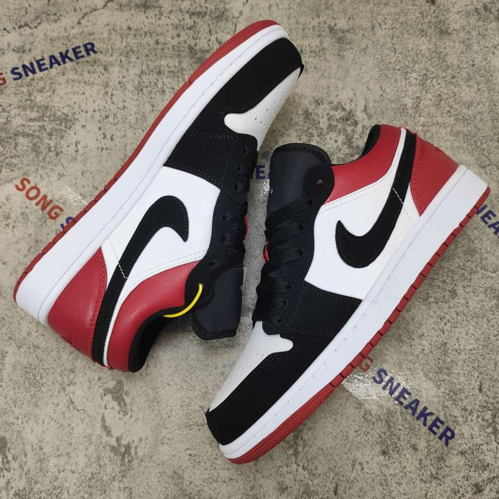 Air Jordan 1 Low Black Toe