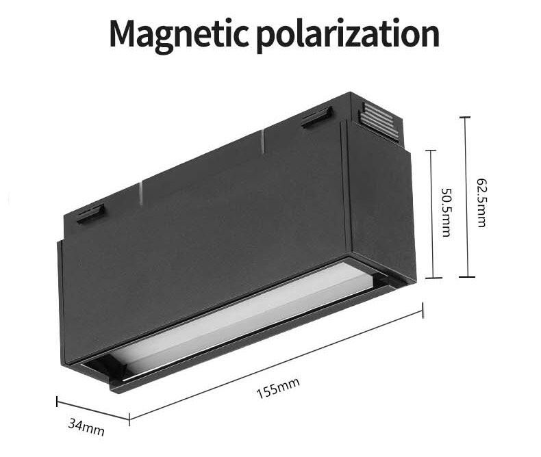 34 series-magnetic 10w polarization light