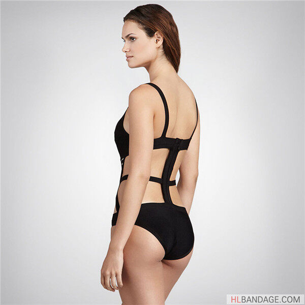 60cabe47a391 black halter grid mesh cut out one piece 2017 newest arrival rayon sexy bandage swimsuit 1500024833175 5.jpg