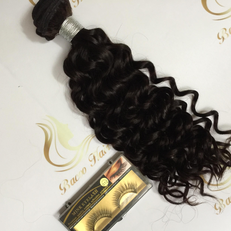 8a Brazilian Natural Wave 100 Human Hair Natural Color Hair Weft