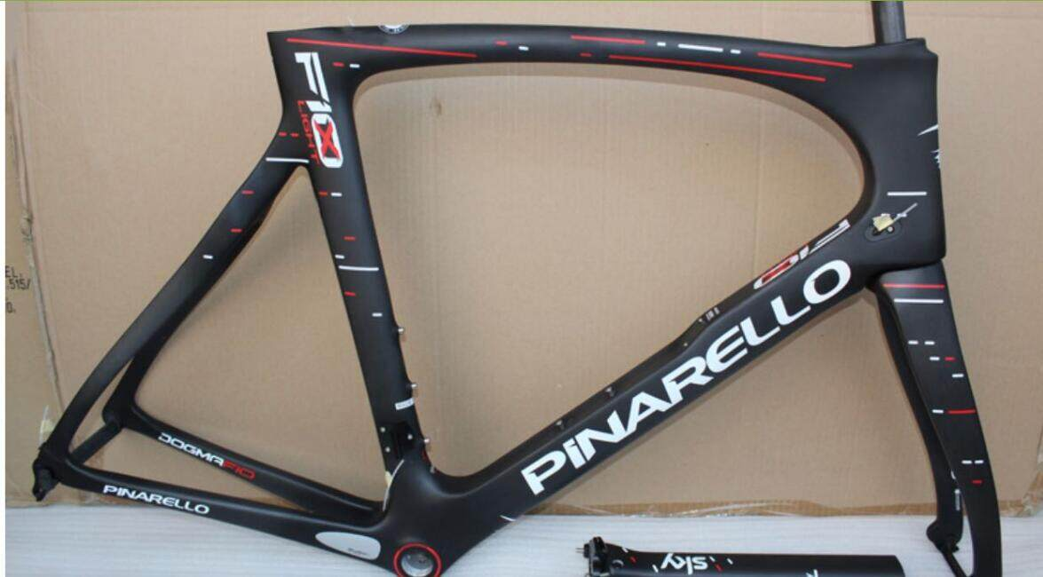 dogma 2017 F10 pinarello Carbon Road Frame carbon fiber bicycle ...