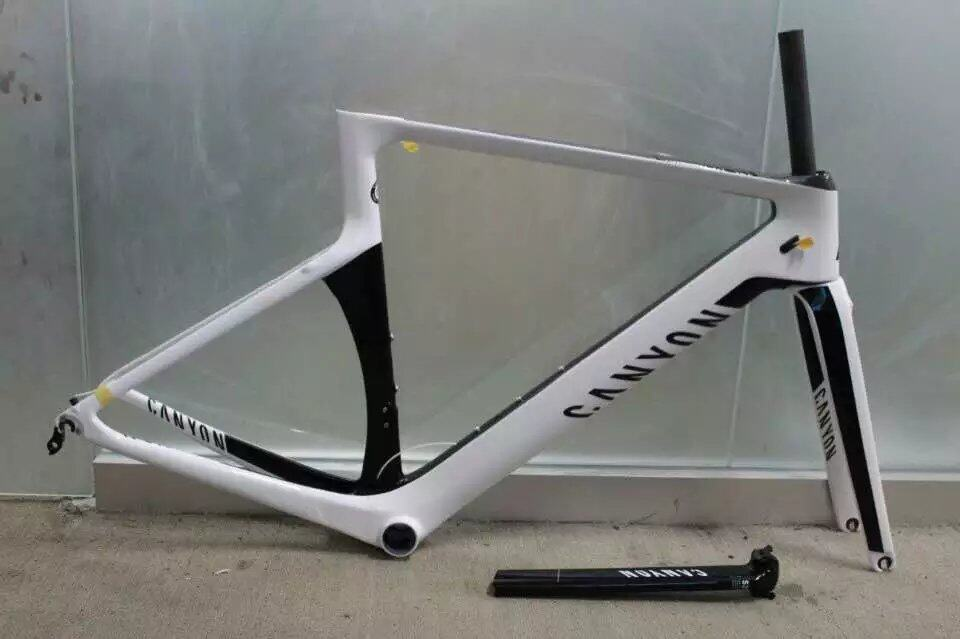 14 Styles T1100 canyon carbon bike frameset BB86 Made in China Road ...