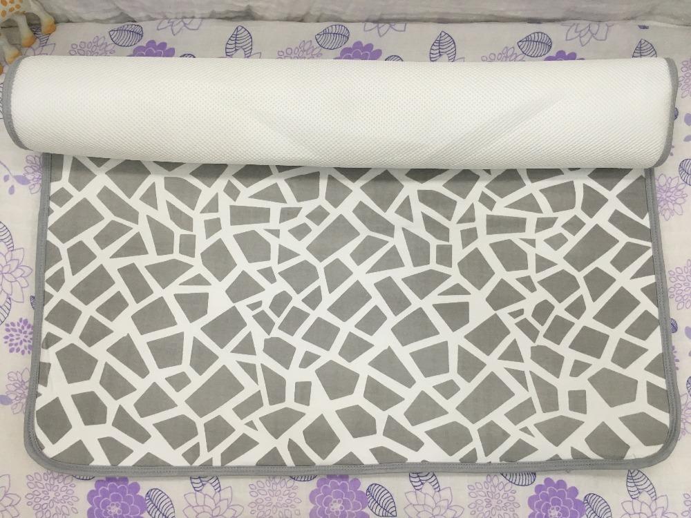 changing mat sheets