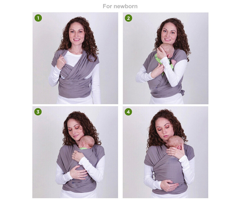 baby sling carrier for newborns