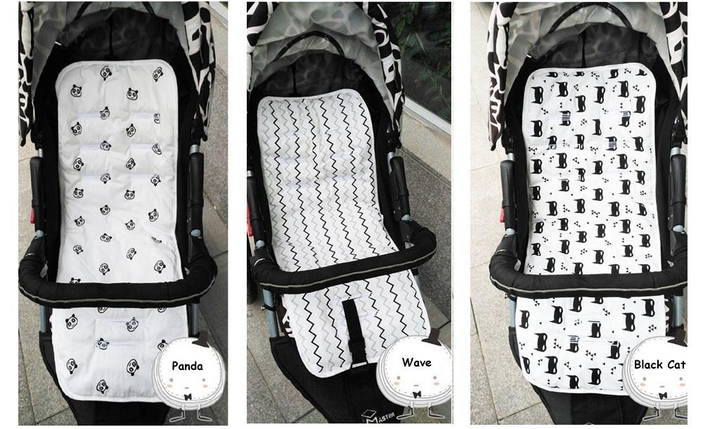 stroller seat liner
