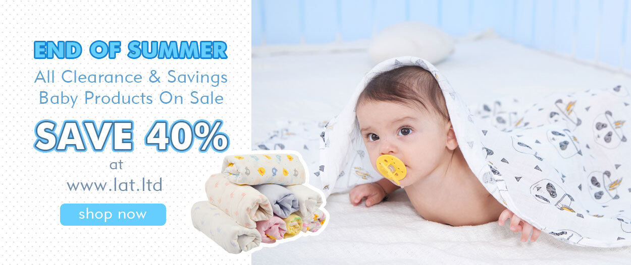 Baby products on sale at www.lat.ltd