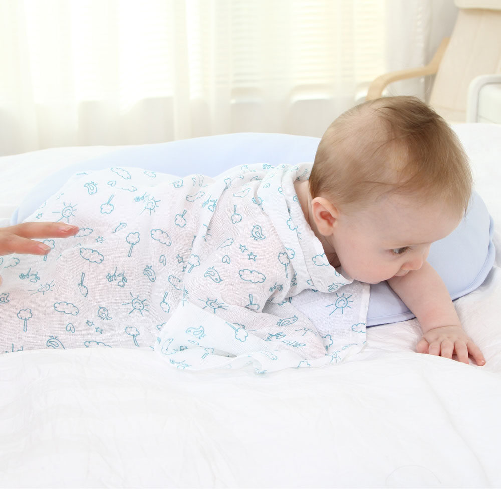 muslin diaper blankets