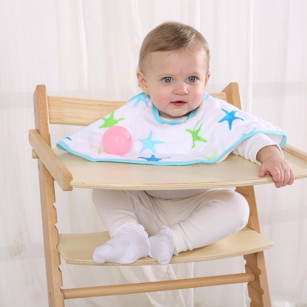 baby burp bibs function
