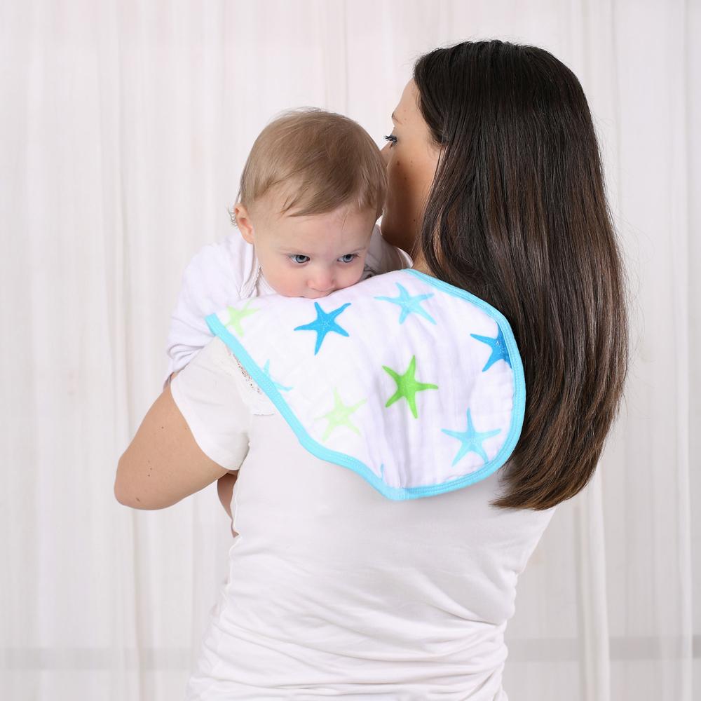 baby burp cloths function