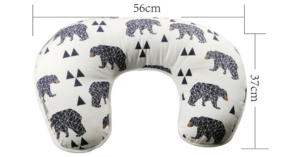 nursing pillow and positioner size