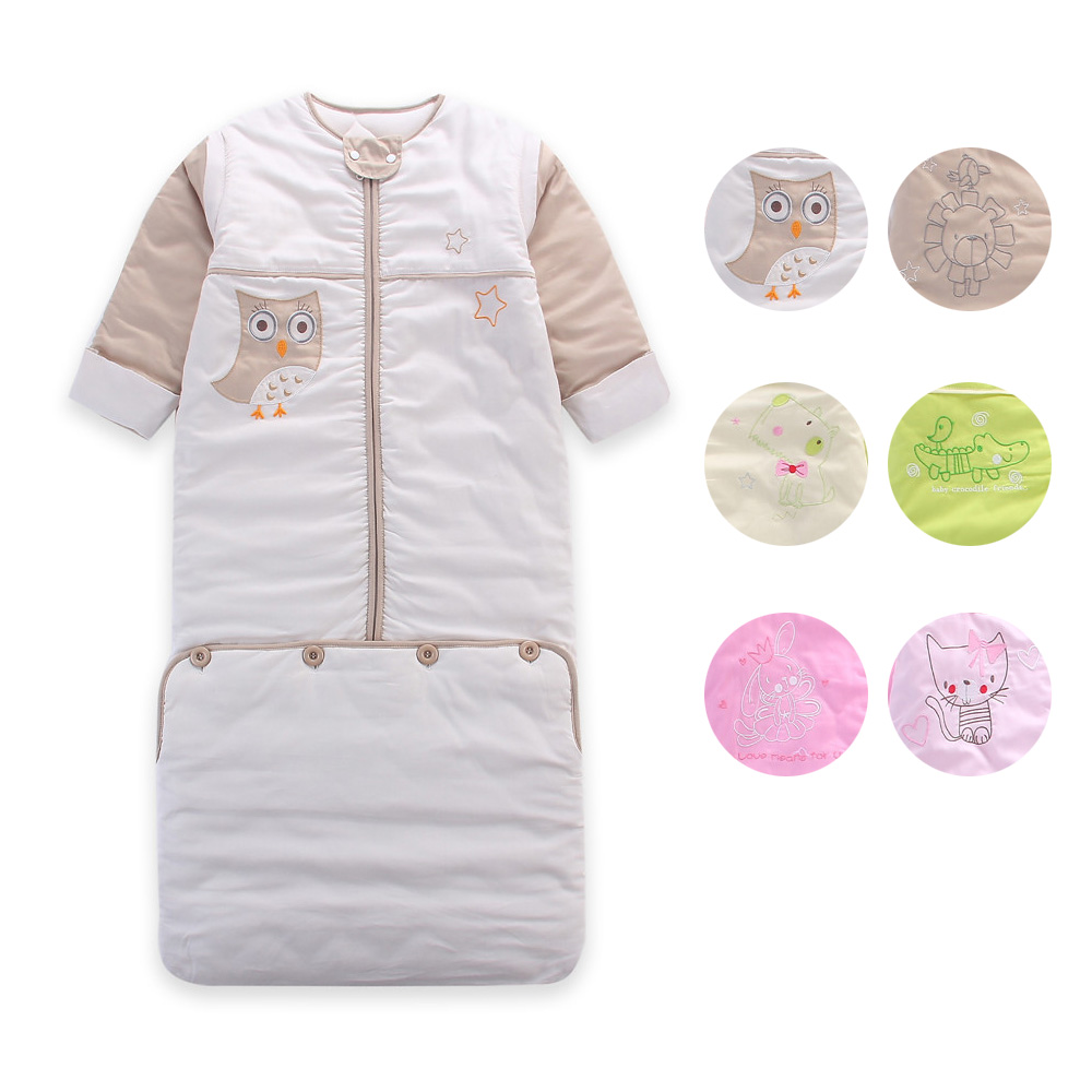 Lat Baby Winter Sleeping Bag 110cm Longer Thicker Warm