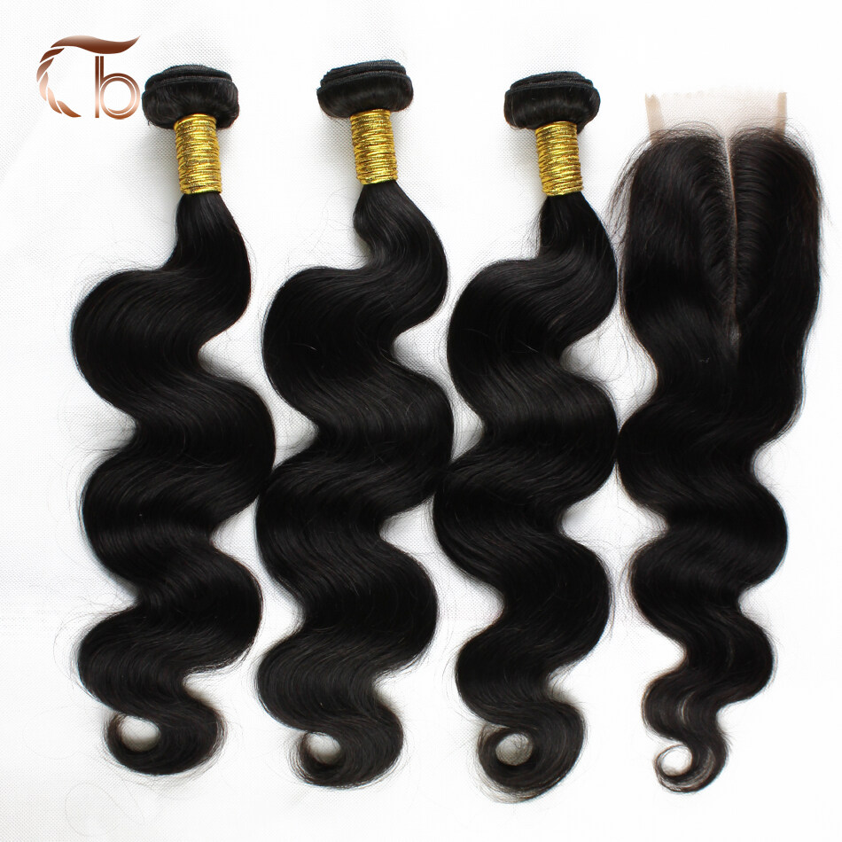 Wholesale Price Malaysian Body Wave Virgin Hair With Closure