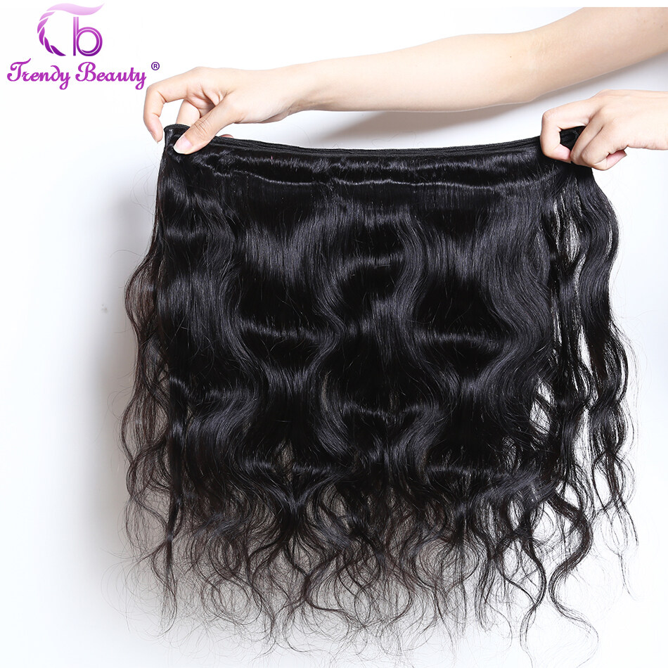 3pcslot Trendy Beauty Peruvian Body Wave Virgin Hair Bundles