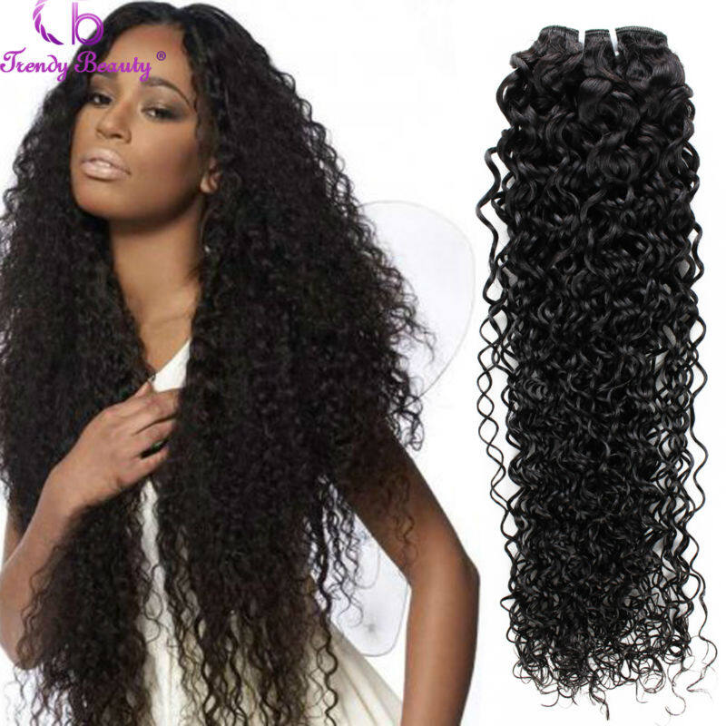 4 Bundles Brazilian Kinky Curly Virgin Hair Customized 8 30 Inches