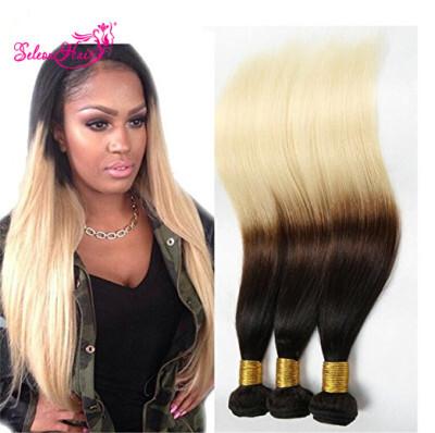 Peruvian hair product wholesale seleon hair seleonhair peruvian ombre 1b613 straight hair double weft human hair weaving pmusecretfo Gallery