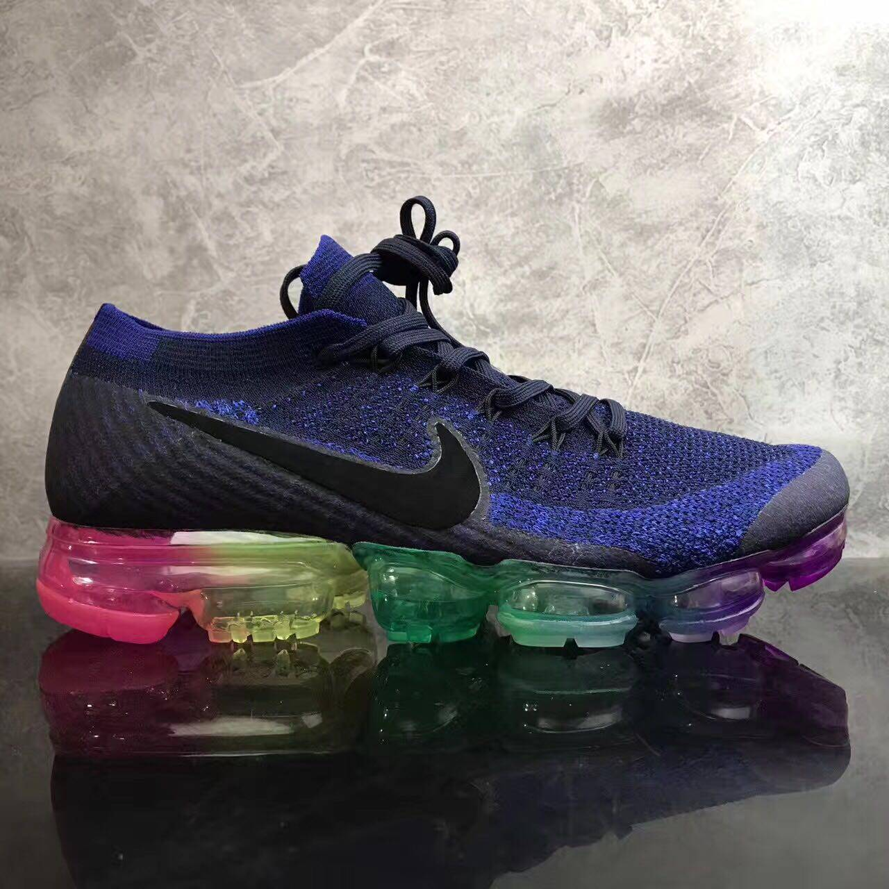 56de3961b10 NIKE AIR VAPORMAX FLYKNIT - BE TRUE - 883274-400 FROM NIKE FACTORY DIRECTLY  LIMITED PAIRS