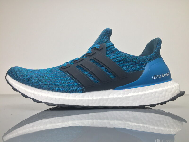 save off 573f6 7955d Adidas Ultra Boost 3 Blue Petrol S82021