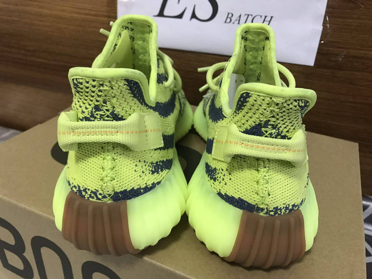 0a55434cf9c Adidas yeezy v350 v2 Frozen Yellow B37571 Coupon easonyes10 for ES batch