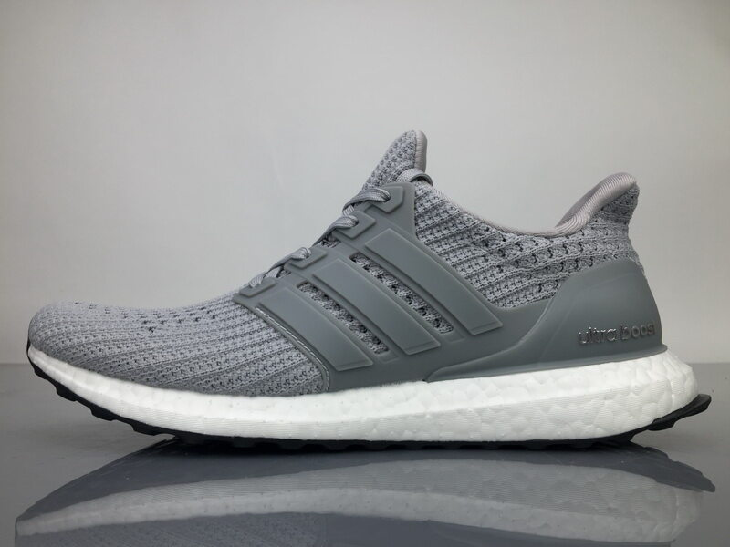 outlet store 32d8f 64fad Adidas Ultra Boost 4.0 GREY BB6167