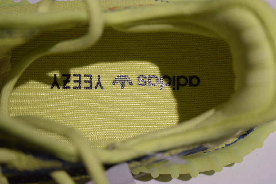 341ba4bb130 Adidas yeezy v350 v2 Frozen Yellow B37571 from PK batch
