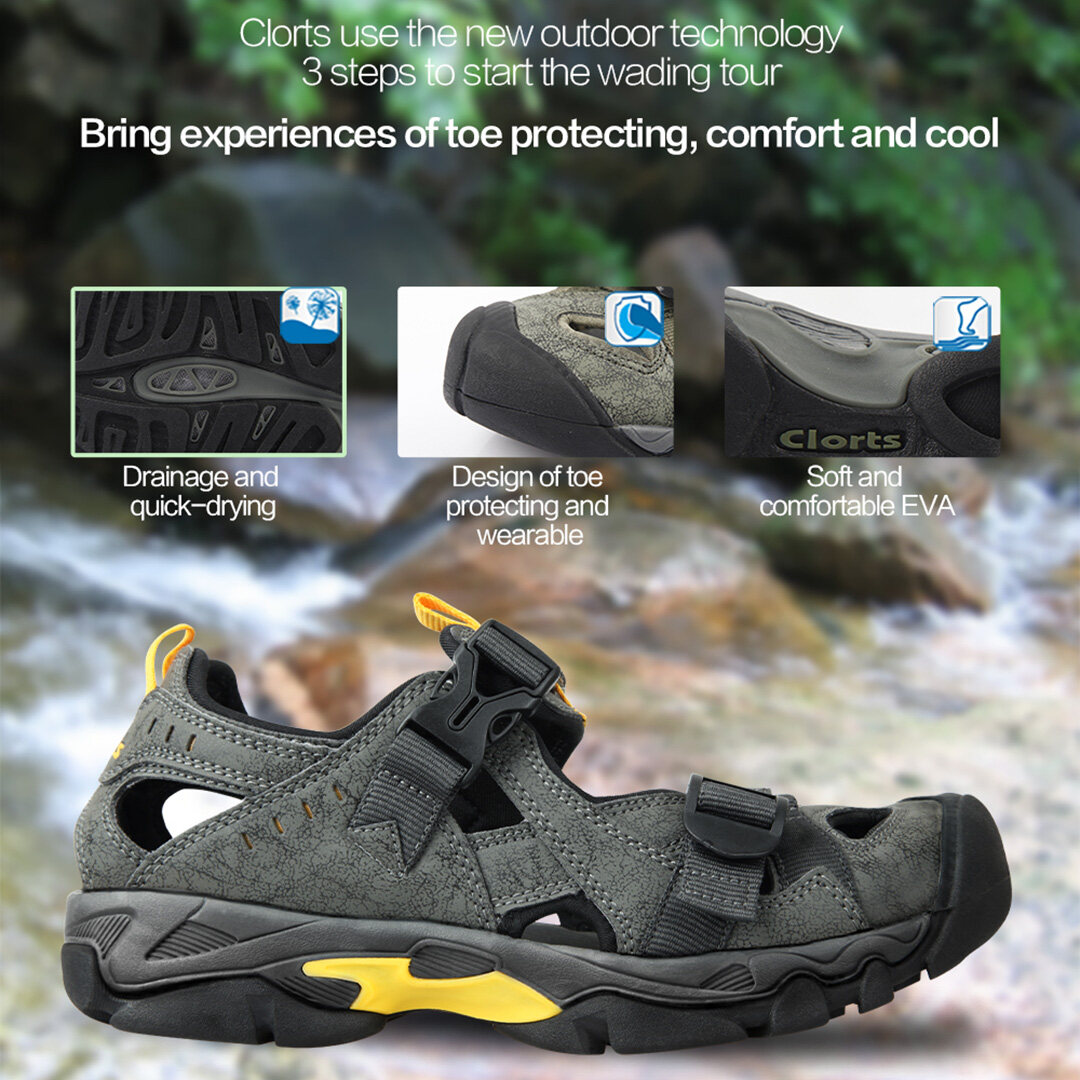 956f582f8e8d ... Mens Water Shoes SD-206C  Clorts ...
