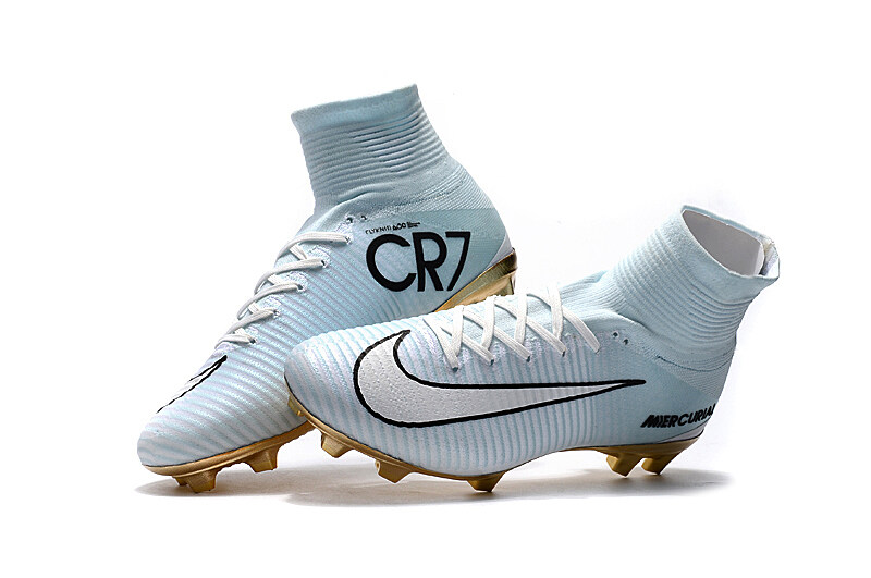 New 2017 Nike Mercurial Superfly CR7 Vitorias FG Soccer Cleats