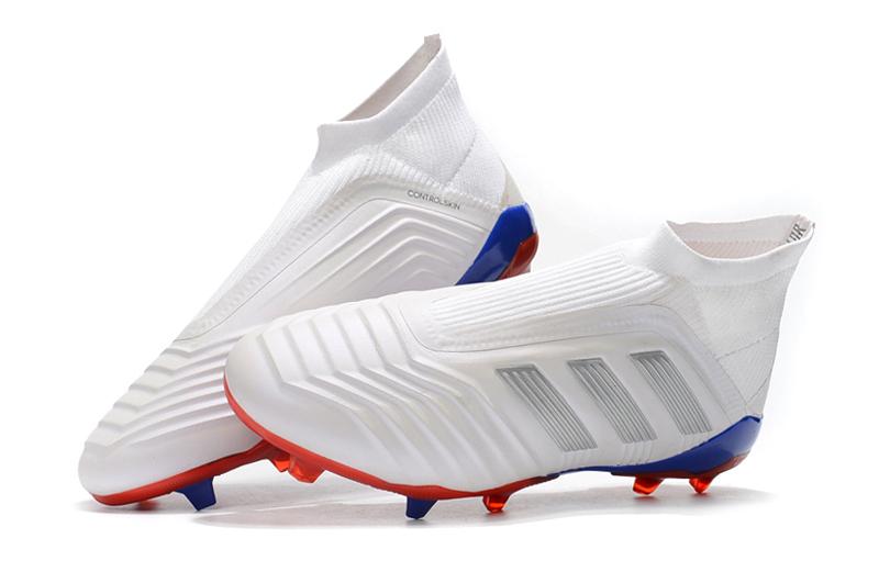 bcc359690aff 2018 Predator 18+ Soccer Cleats Boots Pogba US Size 6.5-11, EU Size; 2018  ...