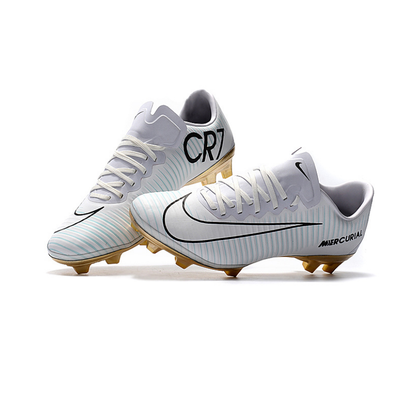 6ed1c0817 Low Ankle CR7 Outdoor Soccer Cleats Boots FG Size 39-45