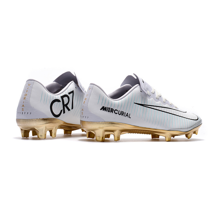 81a7544ba71 Low Ankle CR7 Outdoor Soccer Cleats Boots FG Size 39-45