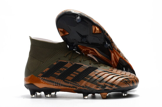 c3cd2981987 AD Outdoor Soccer Cleats Boots FG Size 39-45 APCL-027 New Coming