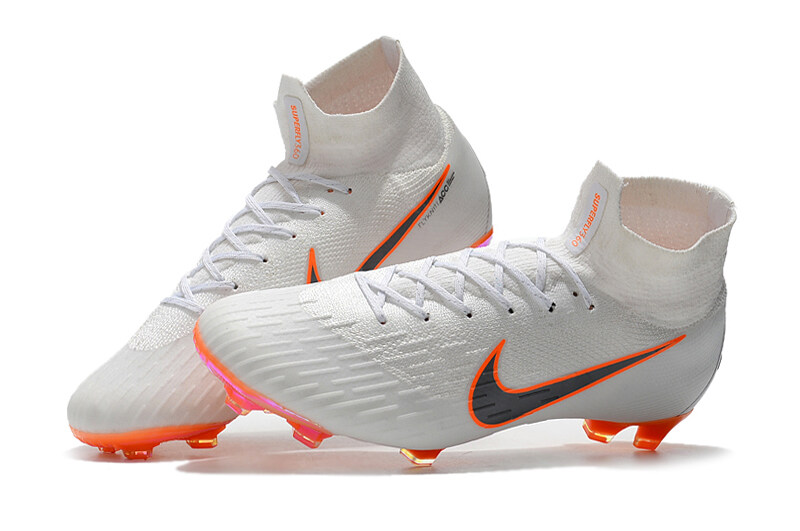new product 95408 28afe Mercurial Superfly VI Outdoor FG Soccer Cleats Boots Size 35-45 --- KMSVI004