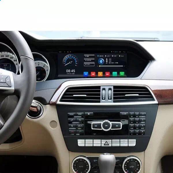 8 8 android headunit autoradio head unit car stereo gps for Mercedes benz car stereo