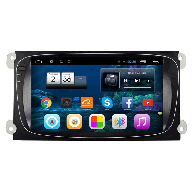 8 android autoradio car multimedia stereo gps navigation dvd radio audio head unit ford mondeo. Black Bedroom Furniture Sets. Home Design Ideas