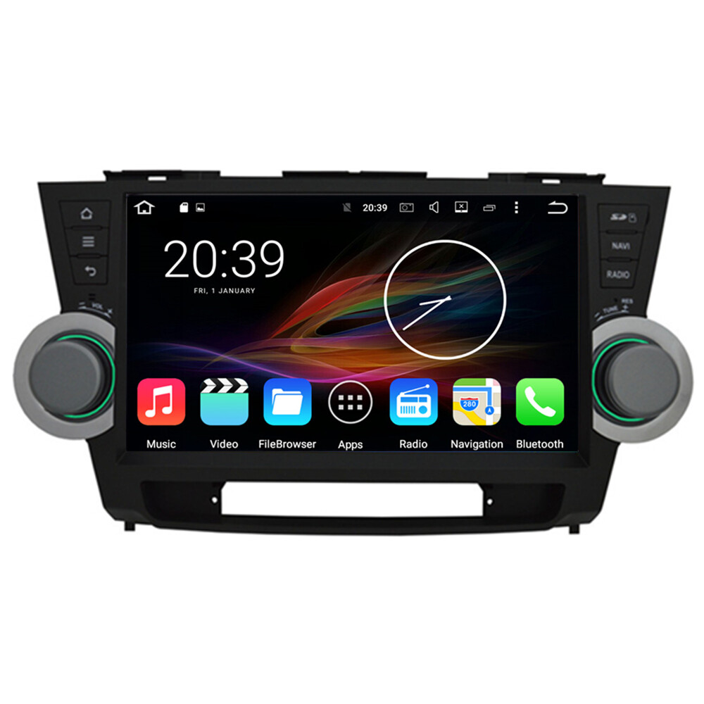 10 1 Quot Android Autoradio Car Multimedia Stereo Gps