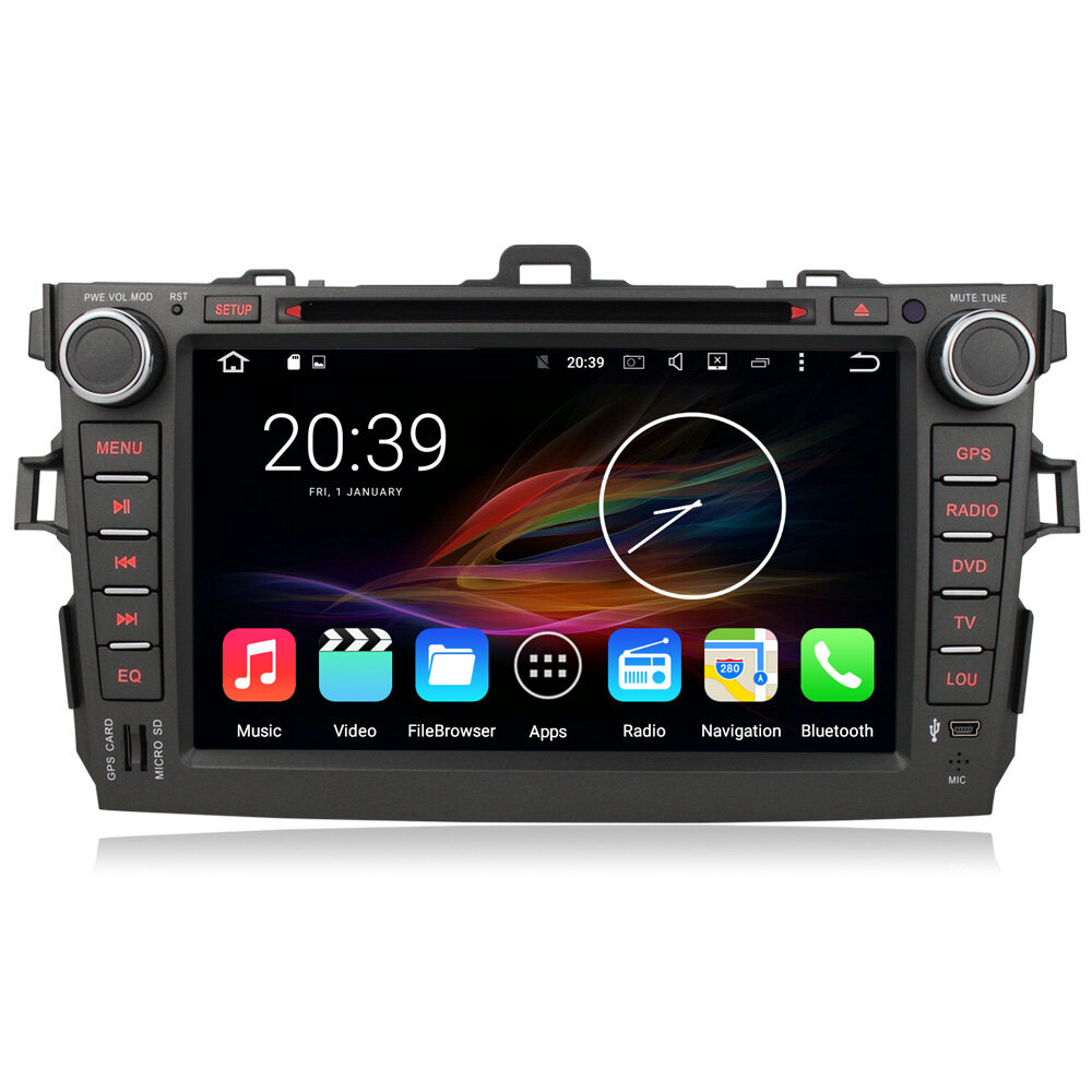 how to open gps navigation unit in car