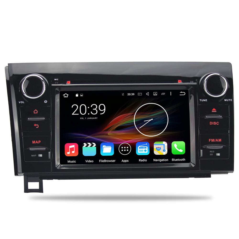 Android Car Multimedia Gps Navigation Dvd Radio Audio Toyota Tundra Rhcanavie: 2007 Tundra Radio Problems At Gmaili.net