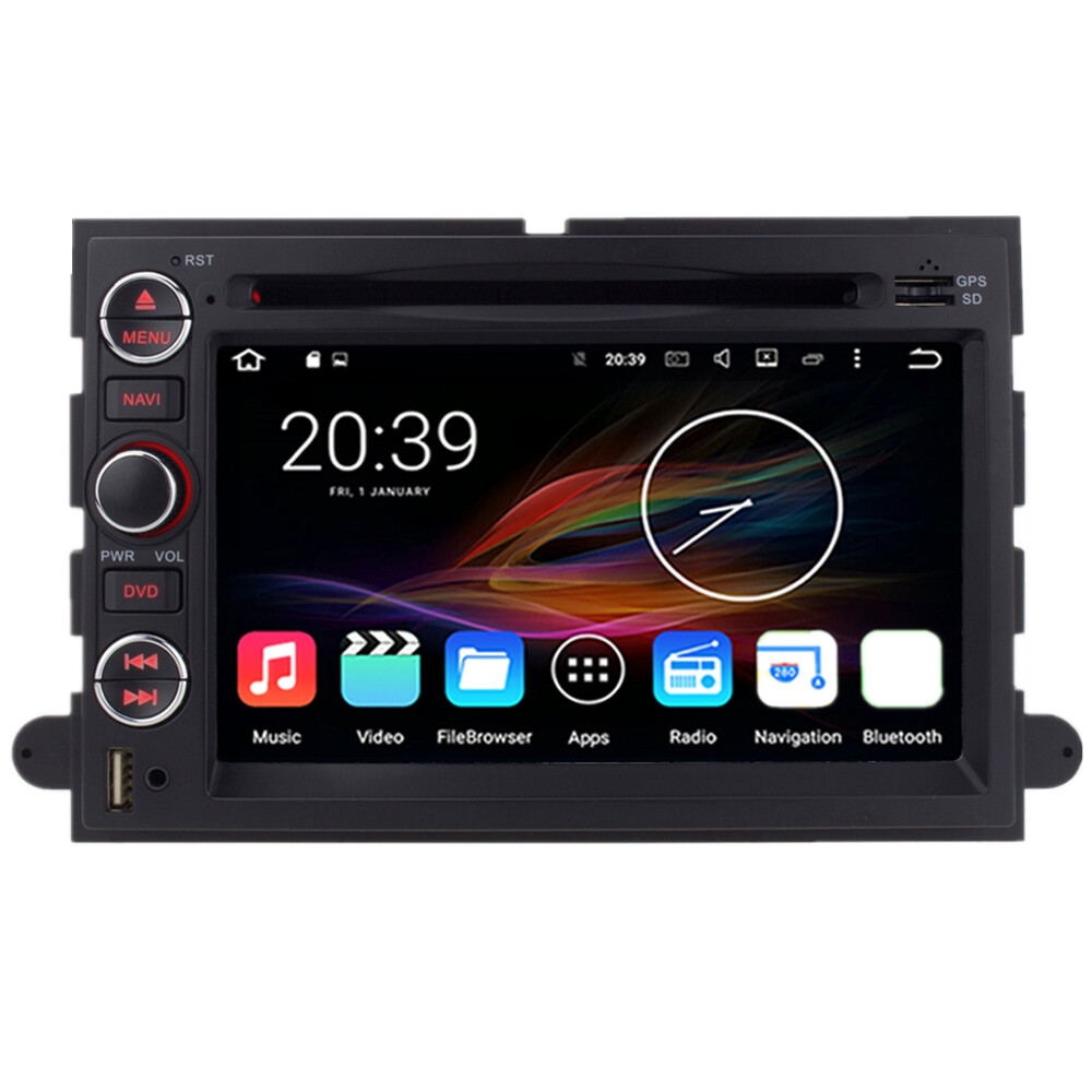 7 Quot Android Autoradio Car Multimedia Stereo Gps Navigation