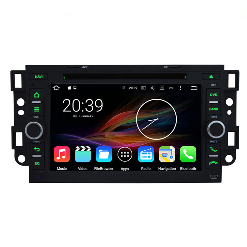 7 Quot Android Car Multimedia Gps Navigation Chevrolet Holden