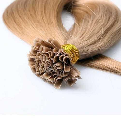 Nail tip hair