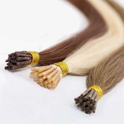 Stick I tip hair