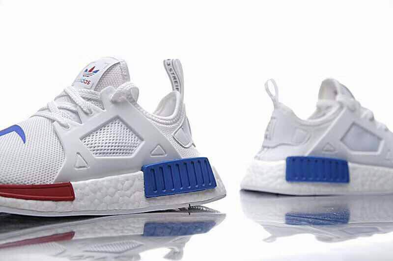 super popular 23015 63707 Champion x Adidas NMD Boost XR_1 BA7768