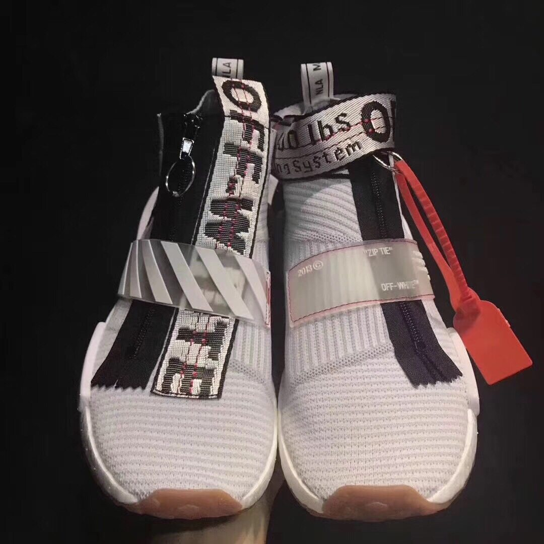 outlet store sale 440fc 02d99 off white x adidas nmd city sock