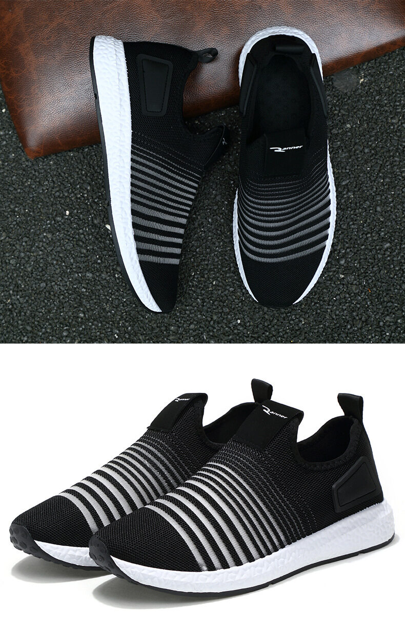 Summer Breathable Men mesh Sneakers