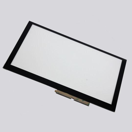 FTDLCD/® 12.5 Zoll Touchscreen Digitizer Glas Panel f/ür Toshiba Satellite Radius 12 P20w-C P20w-C-106
