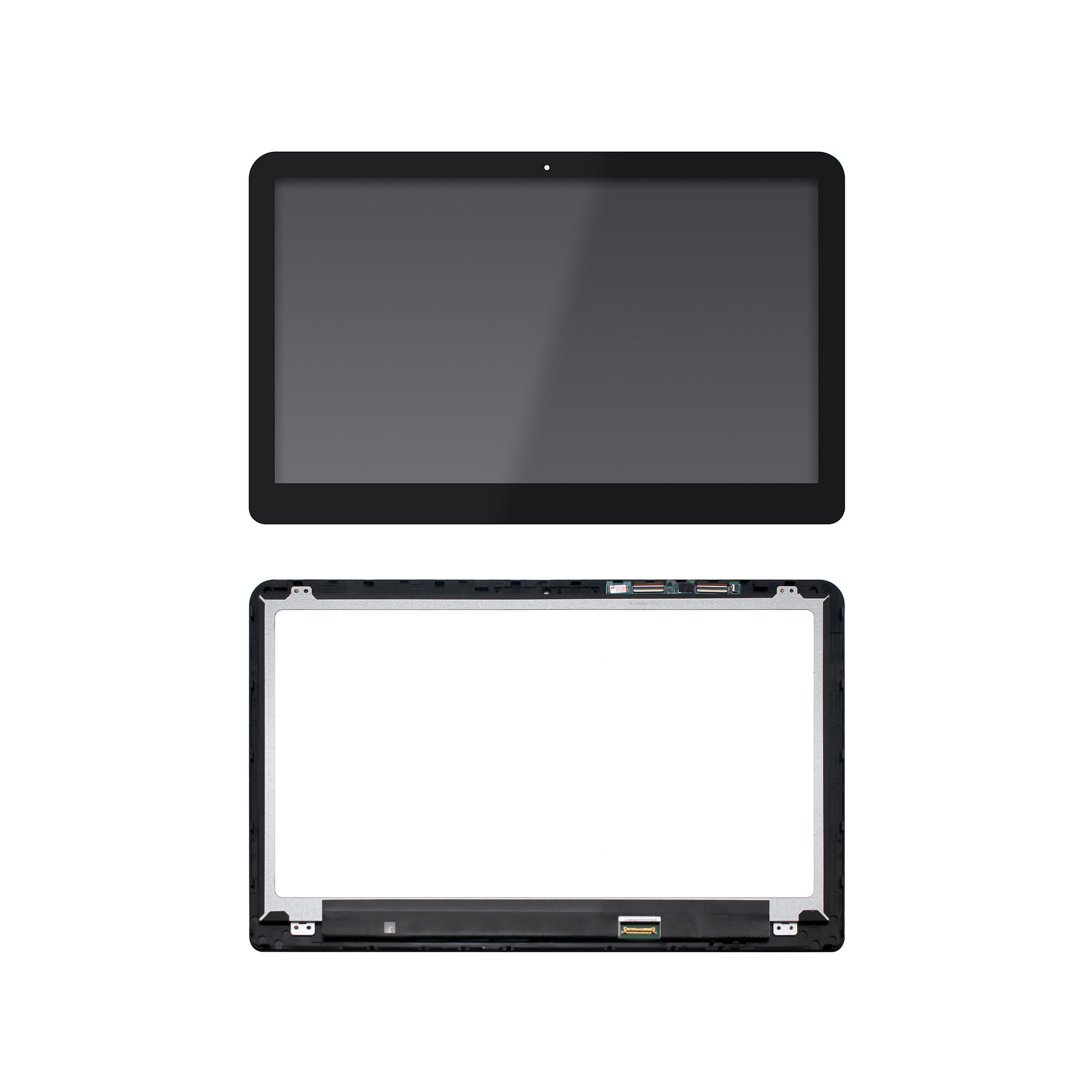 863978-001 For HP Envy x360 15-W 15.6/'/' LED LCD FHD Touch Screen Bezel Assembly
