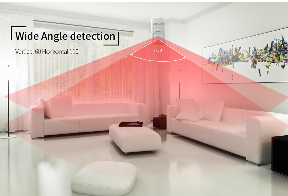 The Best and Cheapest Home Alarm System DIY Wireless PIR Detector ...