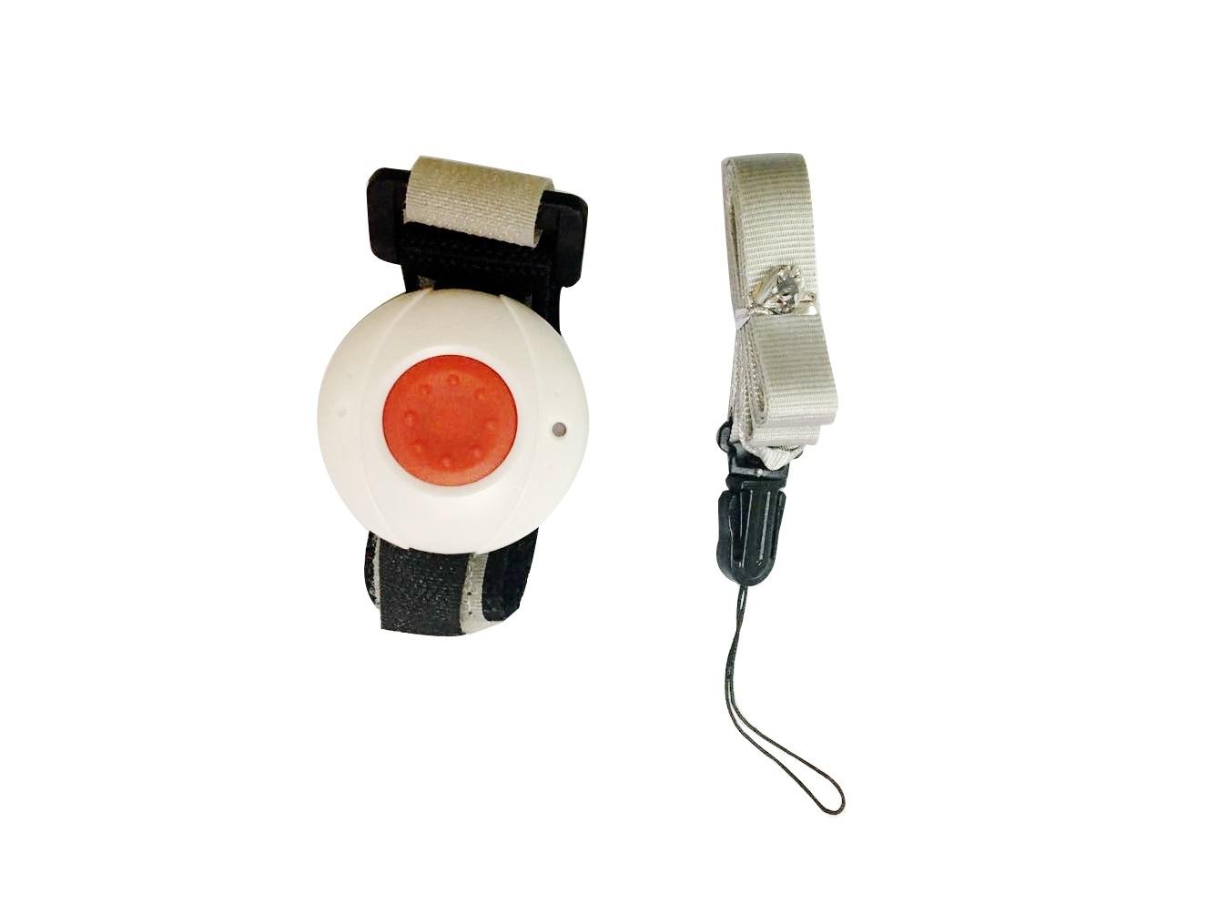 DIY Alarm System Flash Siren Door Sensor Remote Control SOS Emergency  Button PIR Detectors, Wolf-Guard, #S2